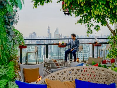 Banyan Tree Bangkok Angebot aufrufen