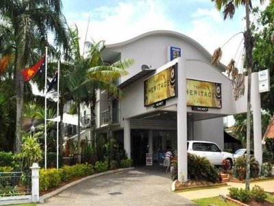 Tropical Heritage Cairns Angebot aufrufen