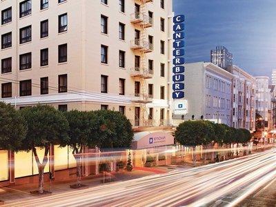 Wyndham Canterbury at San Francisco Angebot aufrufen