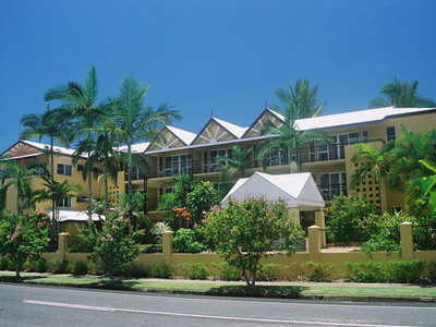 Cairns Queenslander Hotel and Apartments Angebot aufrufen