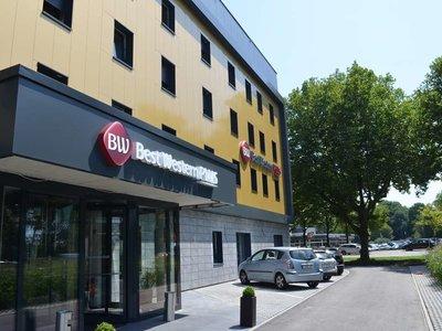Best Western Plus Marina Star Hotel Lindau Angebot aufrufen