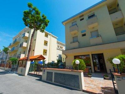 Hotel Vannucci Angebot aufrufen