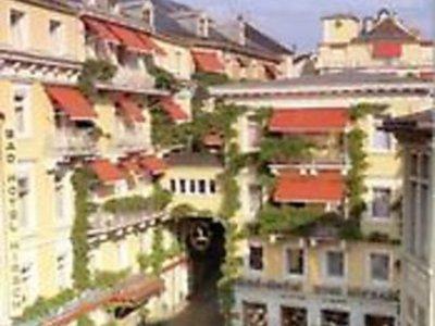 Heliopark Bad Hotel zum Hirsch Angebot aufrufen
