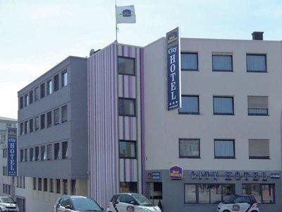Best Western City Hotel Pirmasens Angebot aufrufen