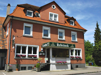 Gasthof Rebstock Angebot aufrufen
