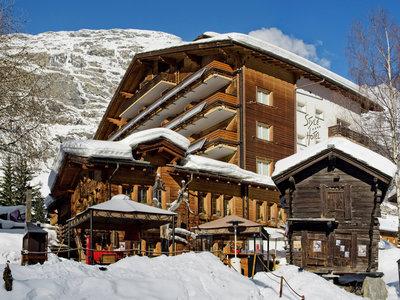 Sunstar Style Hotel Zermatt Angebot aufrufen