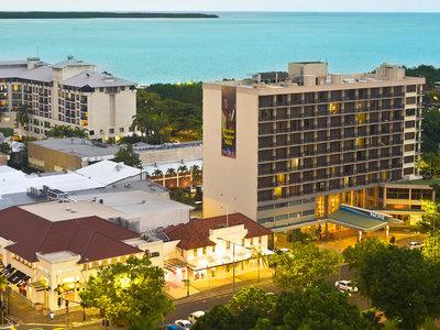 Pacific Hotel Cairns Angebot aufrufen