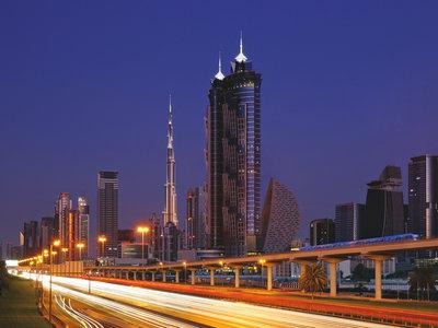 JW Marriott Marquis Hotel Dubai Angebot aufrufen