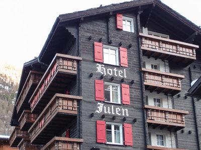 Romantik Hotel Julen Angebot aufrufen