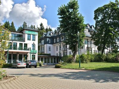 Ferienanlage Tannenpark Fewo
