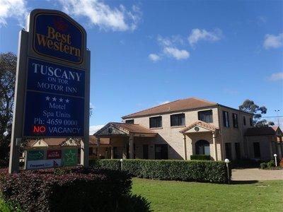 Hotel Best Western Tuscany on Tor Motor Inn 9881//.jpg