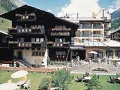 Schlosshotel Zermatt Angebot aufrufen