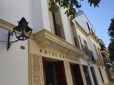 Hotel Soho Capuchinos