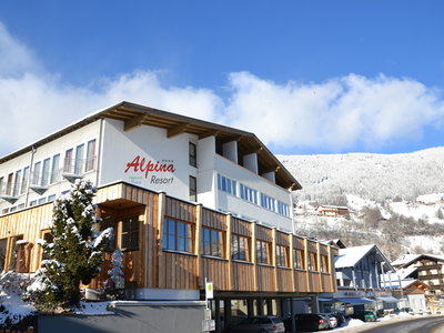 Hotel Alpina Resort Nature and Wellness Angebot aufrufen