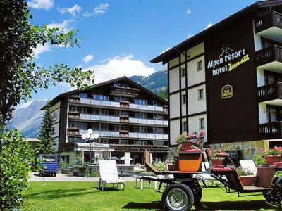 Alpen Resort Hotel Angebot aufrufen