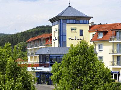 Parkhotel Weiskirchen Angebot aufrufen