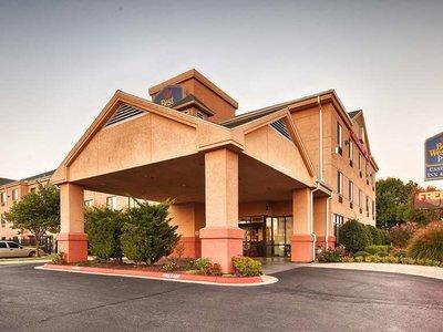 Best Western Plus Castlerock Inn Suites Angebot aufrufen