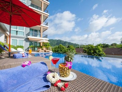 The Jasmine Nai Harn Beach Resort & Spa Angebot aufrufen