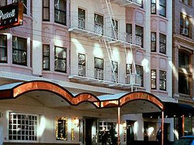Hotel Zeppelin San Francisco Angebot aufrufen