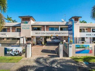 Cairns City Palms Angebot aufrufen