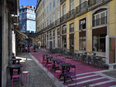 Hello Lisbon Cais do Sodré Apartments