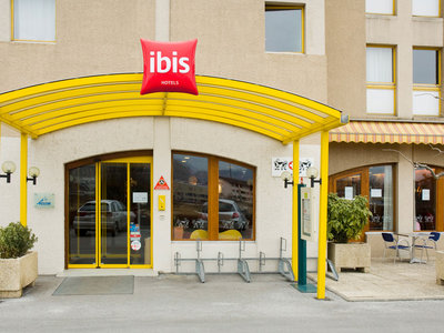 Hotel Ibis Sion Est Angebot aufrufen