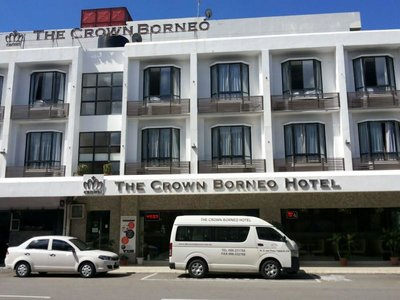 The Crown Borneo