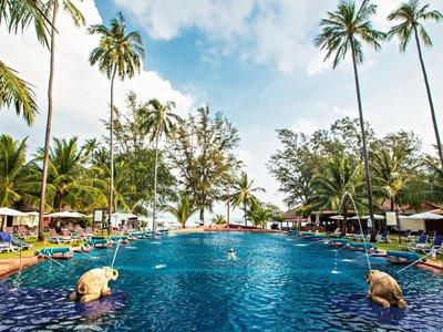 The Imperial Boat House Beach Resort Koh Samui