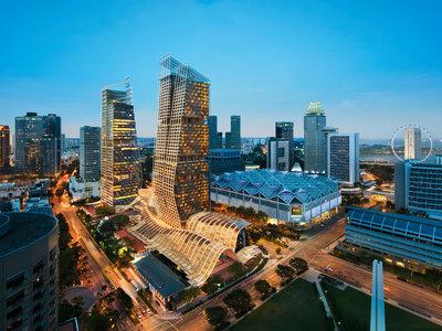 JW Marriott Hotel Singapore South Beach Angebot aufrufen