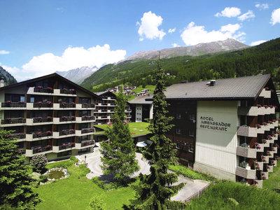 Hotel Ambassador Zermatt Angebot aufrufen