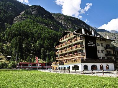 Hotel Walliserhof Angebot aufrufen