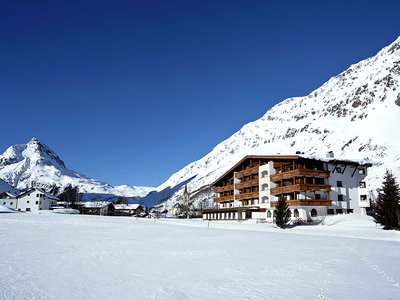 Alpenhotel Tirol Angebot aufrufen
