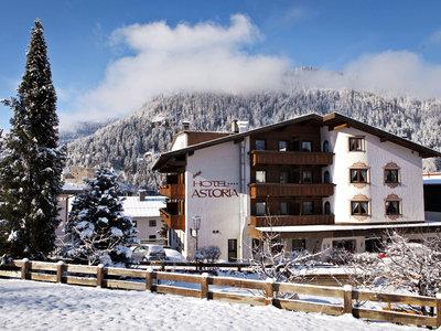 Hotel Astoria und Pension Tirol Angebot aufrufen