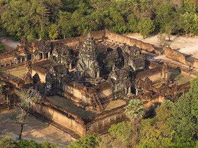 Kurz und gut: Angkor entdecken