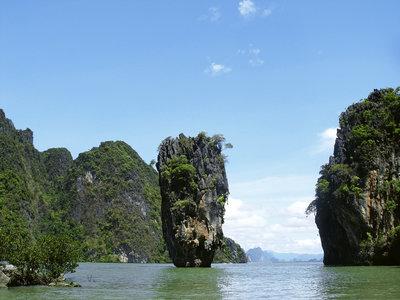 Thailand über Land - von Bangkok gen Süden