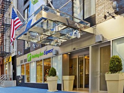 Holiday Inn Express New York City - Wall Street Angebot aufrufen