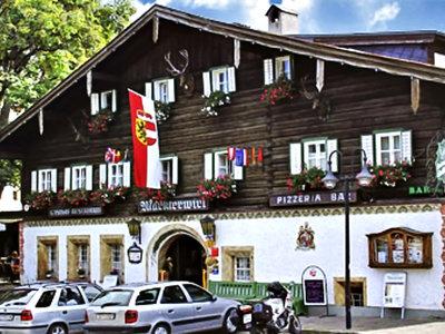 Landhotel Gasthof Markterwirt