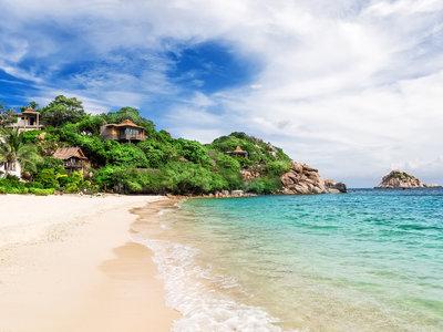 Badeparadies Golf von Thailand - Von Bangkok na...