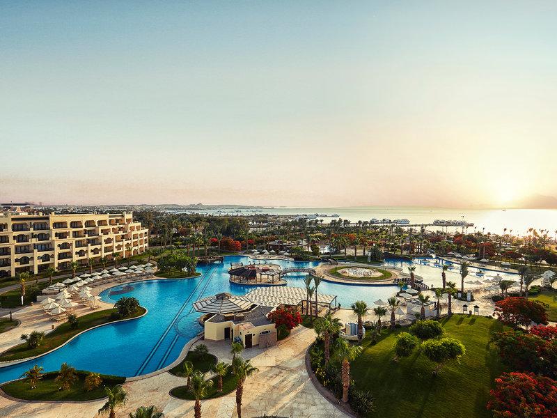 Hotel Steigenberger Al Dau Beach Hotel Ägypten