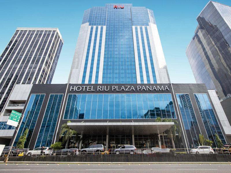 Hotel Hotel Riu Plaza Panama Panama