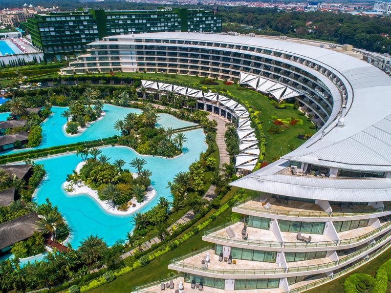 Hotel Maxx Royal Belek Golf Resort Türkei
