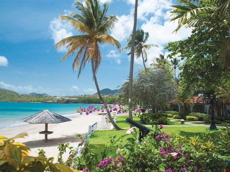 Hotel Sandals Halcyon Beach St. Lucia