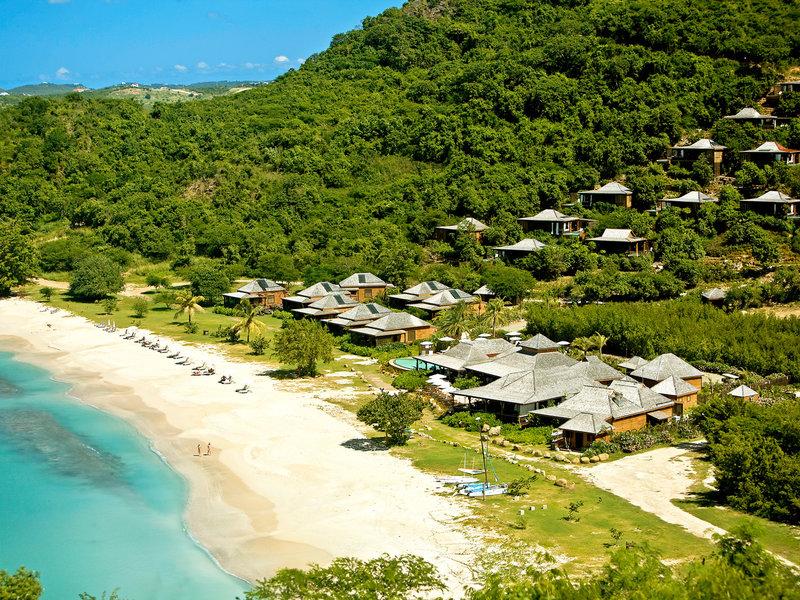 Hotel Hermitage Bay Antigua und Barbuda