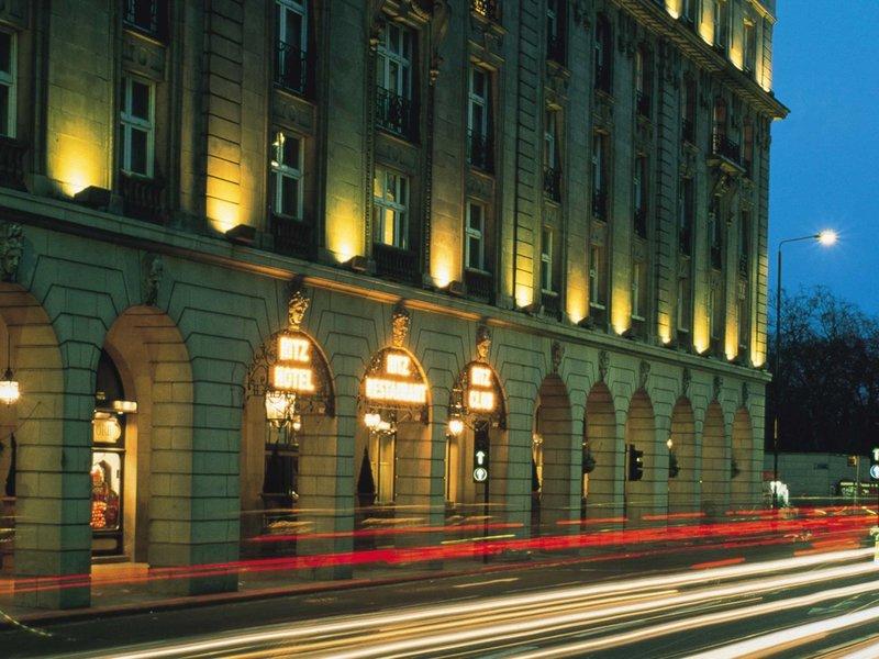 Hotel The Ritz London Großbritannien