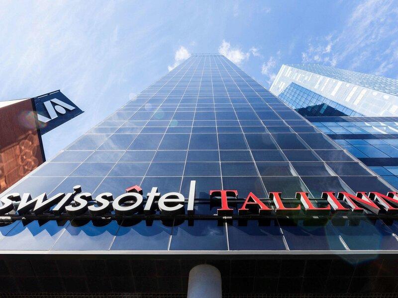 Hotel Swissotel Tallinn Estland