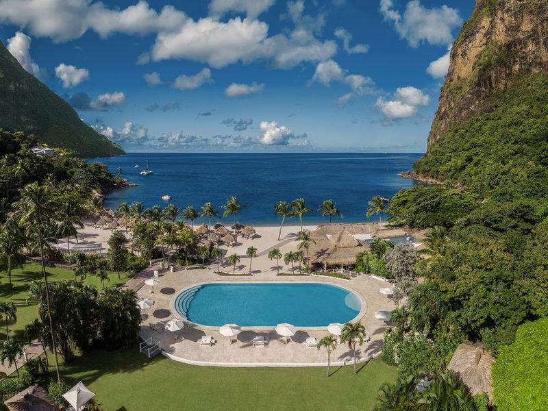 Hotel Sugar Beach, A Viceroy Resort St. Lucia