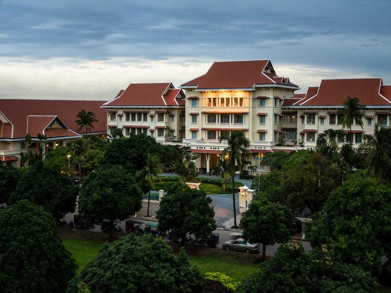 Hotel Raffles Hotel Le Royal Kambodscha