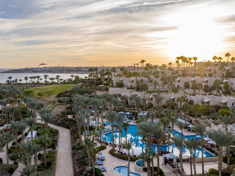 Hotel Four Seasons Resort Sharm El Sheikh Ägypten