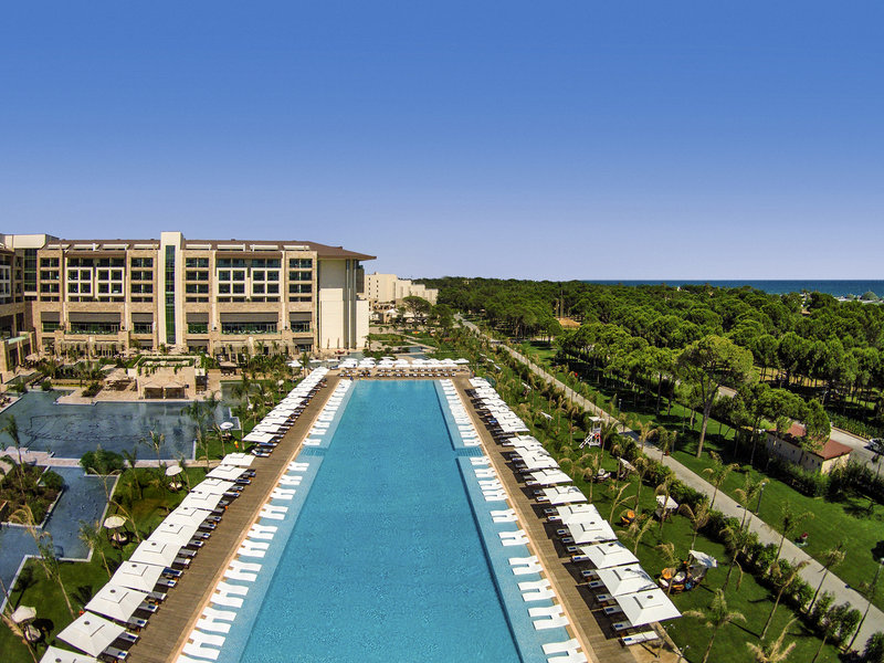 Hotel Regnum Carya Golf & Spa Resort Türkei