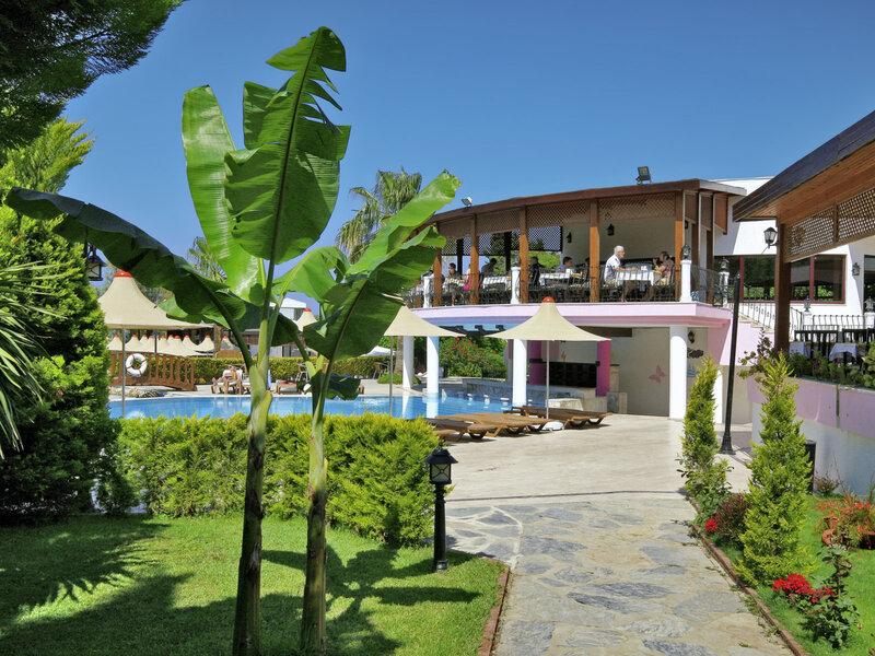 Hotel Bodrum Golden Beach Hotel Türkei